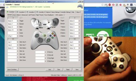 X360CE – Jak Emulować Dowolny Pad jako X360 Controller