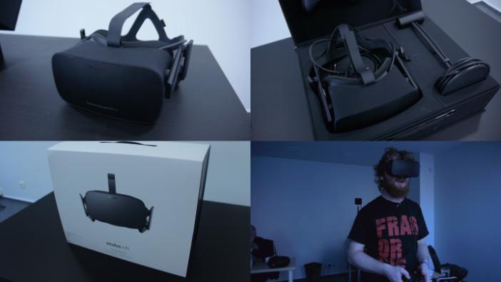 Oculus CV1 – Pierwsza WideoRecenzja w Polsce!