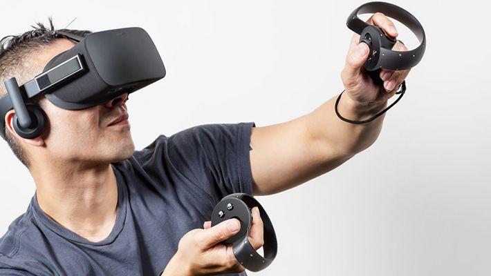 Media Markt przypadkowo ujawnił cenę kontrolerów Oculus Touch