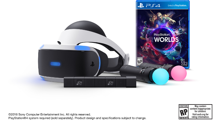 Pre-Order PlayStation VR Bundle – szczegóły i cena