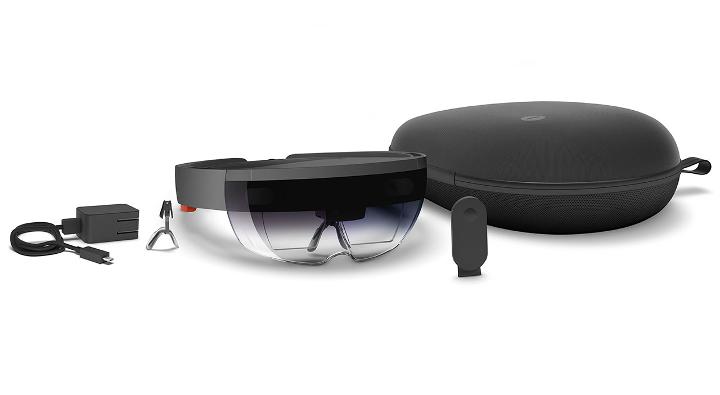 Parametry Microsoft HoloLens ujawnione