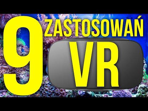 9 Zastosowań VR, o których nie miałeś pojęcia!