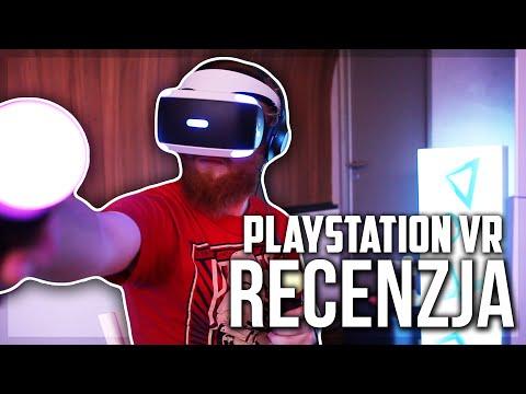 Playstation VR – Przedpremierowa Recenzja
