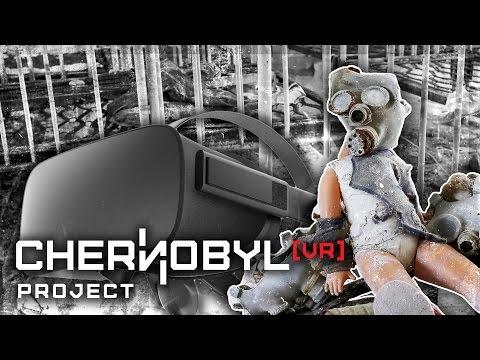 Chernobyl VR – Premierowy Gameplay! [JackQuack]