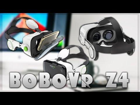 BoboVR Z4 – Recenzja Okularów VR [JackQuack]
