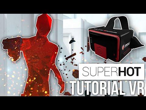 MSI GTX 1080 + SuperHOT VR = 60FPS Czystego Szaleństwa!