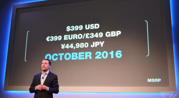 PlayStation VR: Cena, Specyfikacja i Data Premiery!