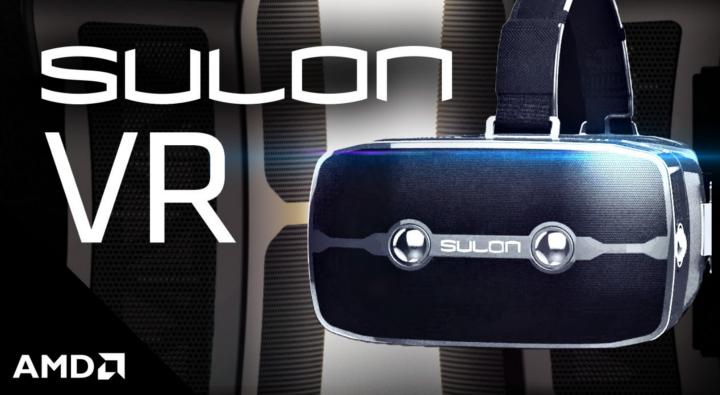 GDC 2016: Gogle AR i VR w jednym od AMD