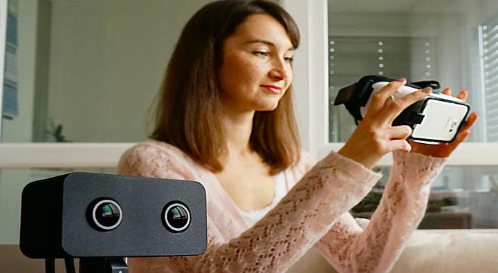 Chcesz rozejrzeć się po mieszkaniu znajomego podczas wideorozmowy? Niedługo będzie to możliwe!