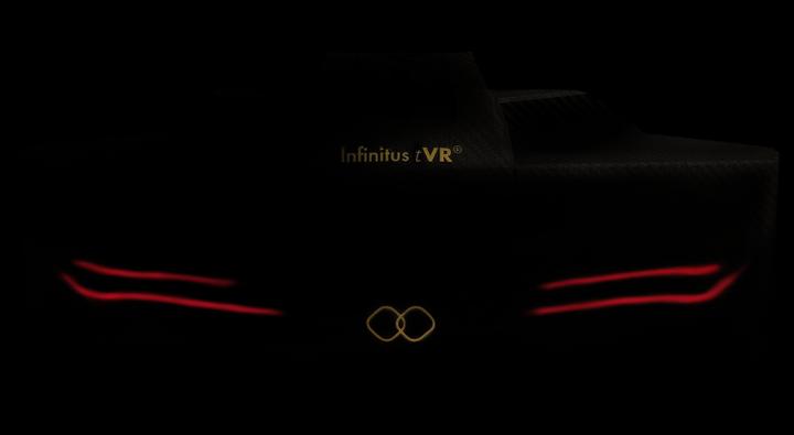 Infinitus Prime tVR – HMD dla przedsiębiorstw