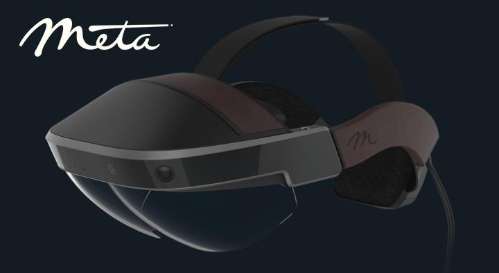 Wystartował pre-order okularów AR Meta 2