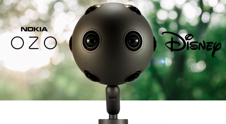 Disney podejmuje współpracę z firmą Nokia
