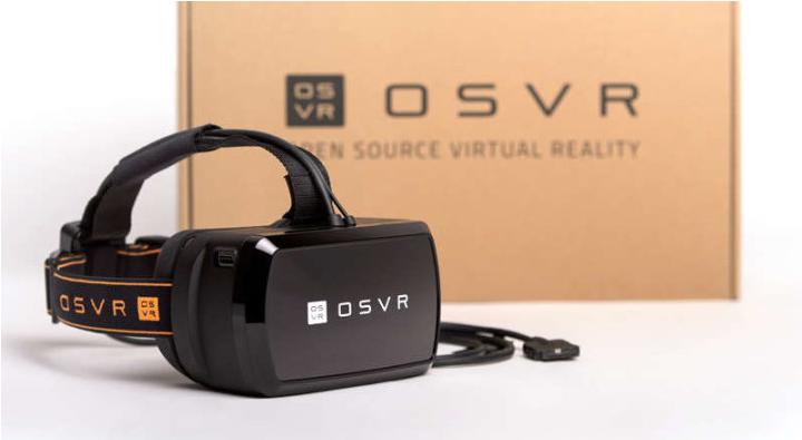 OSVR – platforma rzeczywistości wirtualnej od Razera