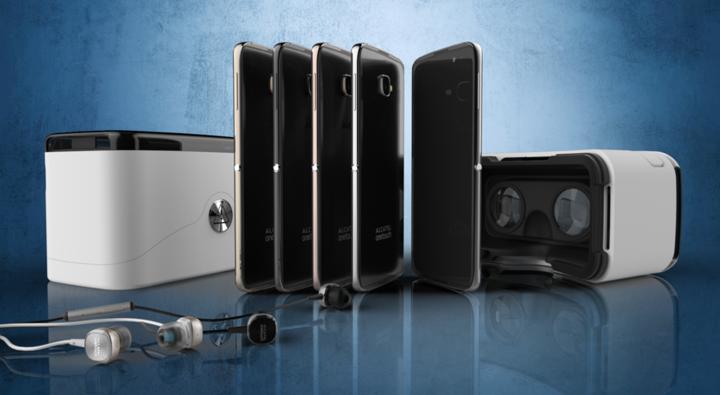 Telefony idealne do VR prosto z MWC2016