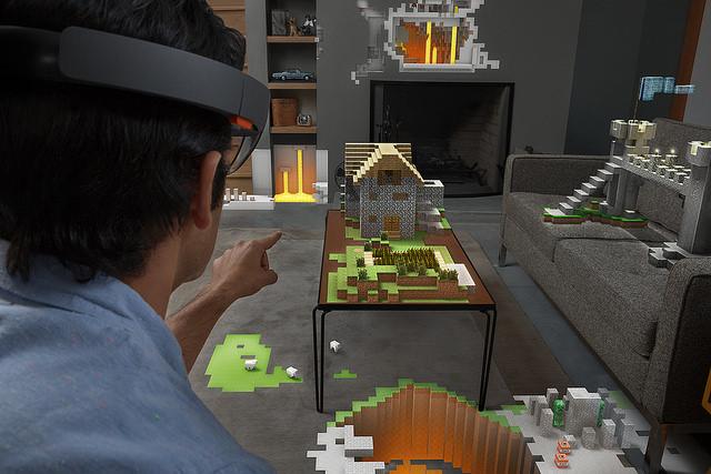 Microsoft HoloLens – inny typ rzeczywistości