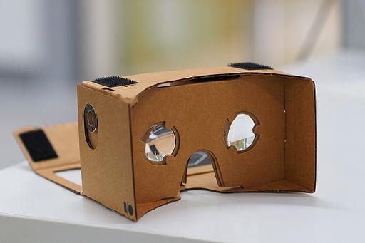 Google Cardboard – wirtualna rzeczywistość dla (prawie) każdego