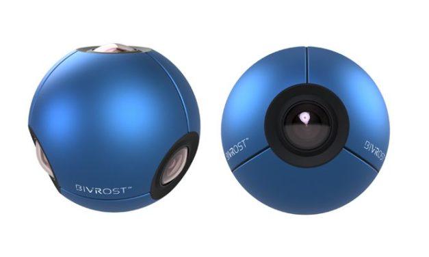 Polska firma BIVROST prezentuje kamerę do livestreamingu 360º oraz profesjonalny rig