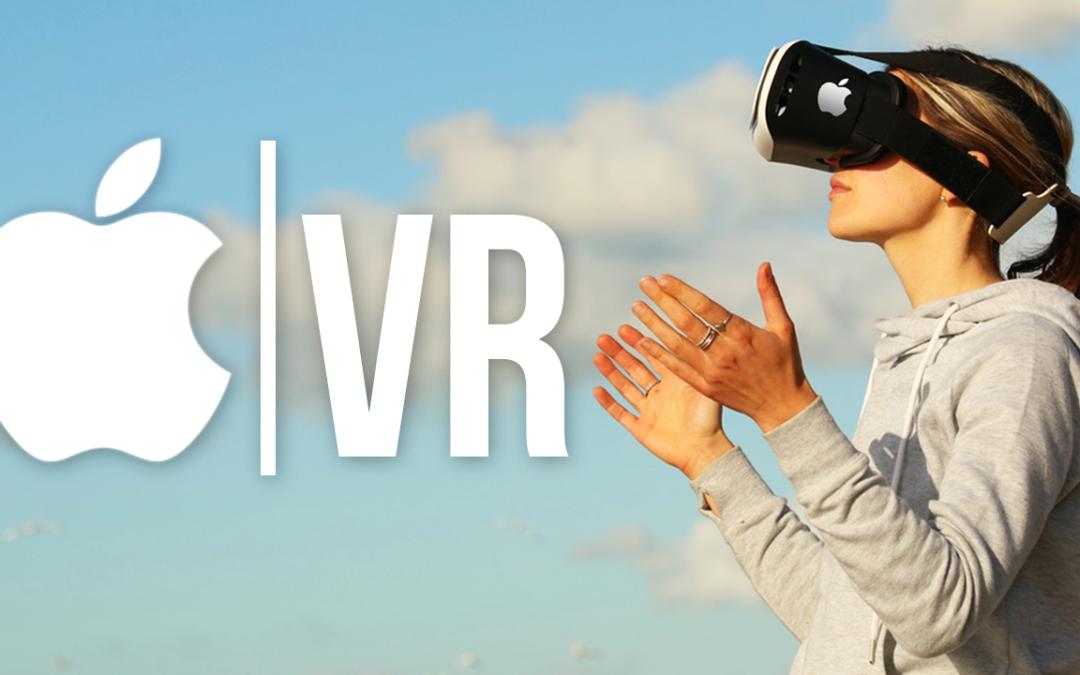 Apple też zaistnieje na rynku produktów Virtual Reality?