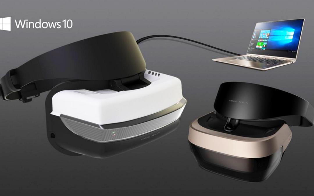 Microsoft Ogłasza Gogle VR za 299$