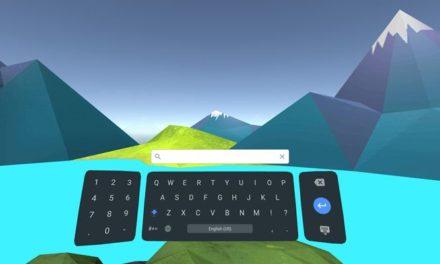 Daydream Keyboard – Google wypuszcza pierwszą aplikację na mobilne gogle Daydream