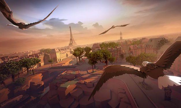 Eagle Flight – debiutuje pierwsza gra VR studia Ubisoft