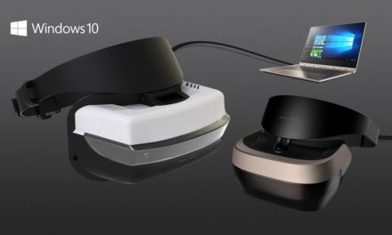 Microsoft ujawnia konkurencyjne dla Rifta i Vive gogle VR za 300$