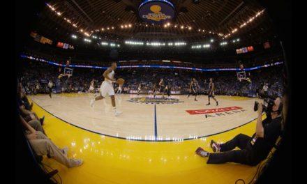 NextVR przeprowadzi transmisje Live VR z 25 meczów ligi NBA