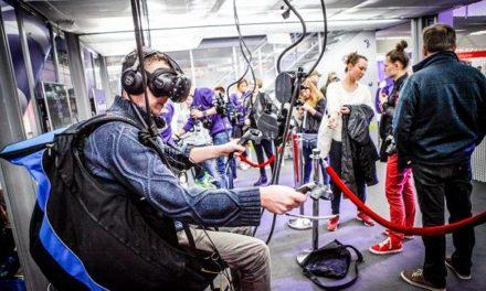 Gogle VR szturmują Poznań Game Arena 2016