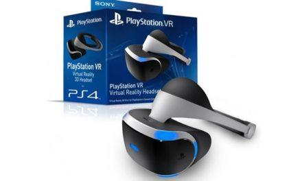 Amazon wyprzedał wszystkie egzemplarze gogli PlayStation VR