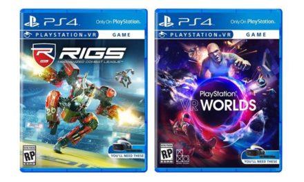 Ponad 30 gier w dniu premiery PlayStation VR – lista tytułów startowych PSVR