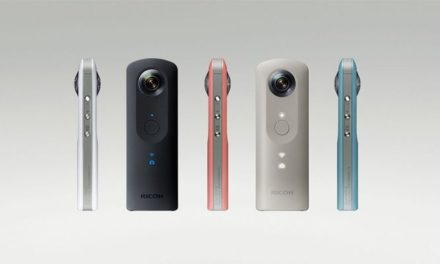 Ricoh wprowadzi na rynek nowy model kieszonkowej kamery 360º z serii Theta S