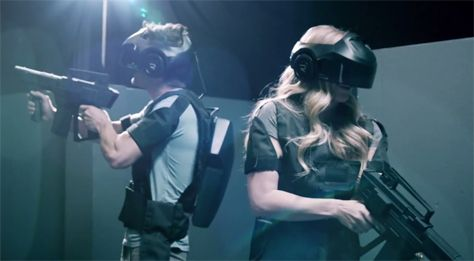 Ghostbusters: Dimensions – nowy zwiastun Mixed Reality twórców The Void