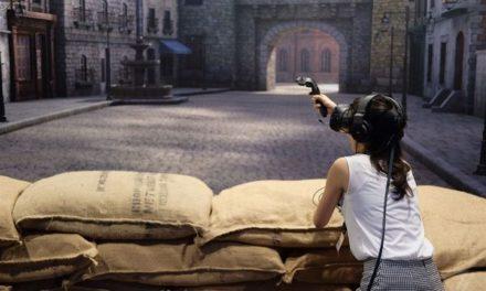 HTC otwiera w Chinach sieć kawiarenek VR oraz wprowadza gogle SteamVR do hoteli