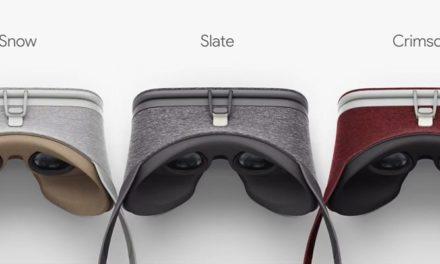 Zaprezentowano Daydream View – nowe mobilne gogle VR firmy Google wykonane będą z materiału
