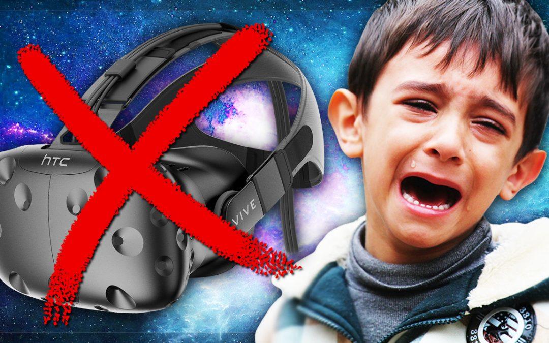 Czy VR jest bezpieczny dla Dzieci?