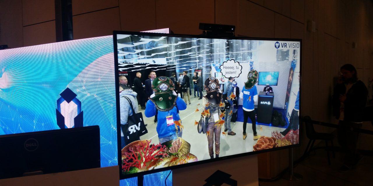 Relacja z pierwszego dnia European VR Congress