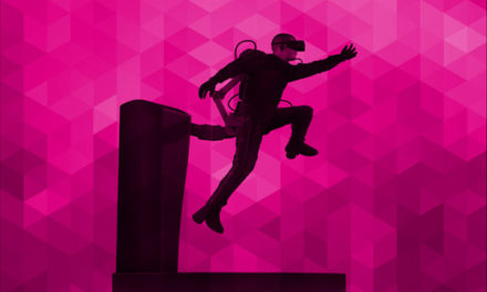 """Powstaje Axon VR hucznie nazywany przez jednego z konstruktorów """"prototypem holodecku"""""""