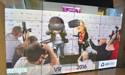 Relacja z European VR Congress 2016