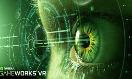 NVIDIA VRWorks zaimplementowane w silniku Unity