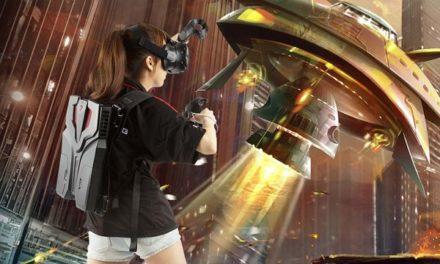 Plecak VR firmy MSI już w przedsprzedaży