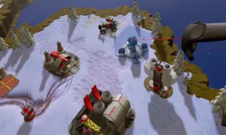 Powstaje VR-owy remake Red Alert 2