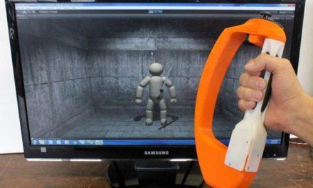 Tactical Haptics pozyskuje 2,2 mln dol. na projekt haptycznego kontrolera VR – Reactive Grip