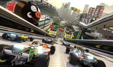 Trackmania Turbo już ze wsparciem dla gogli PlayStation VR, Oculus Rift oraz HTC Vive