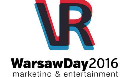 Virtual Reality w biznesie, sztuce, nauce i rozrywce – w czwartek rusza VR Warsaw Day 2016