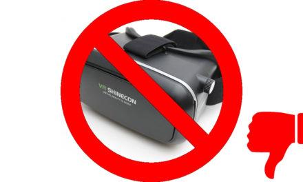 NIE KUPUJ tych gogli VR ! Lista modeli, których należy unikać.