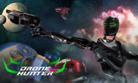 Zbliża się premiera Drone Hunter VR – pierwszej gry polskiego studia VR Visio