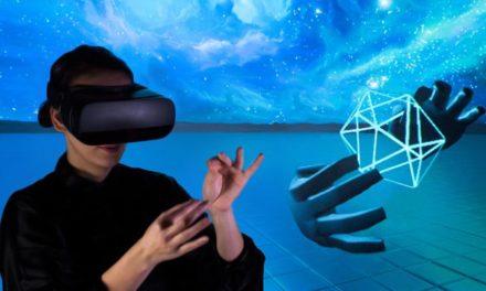 Leap Motion zadziała także z mobilnymi goglami VR