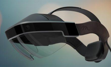 Okulary rozszerzonej rzeczywistości Meta 2 – unboxing