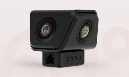 Orah 4i – kamera 360º 4K z funkcją strumieniowania trafiła do przedsprzedaży
