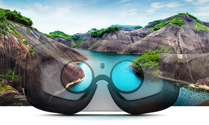 Przeglądarka 'Samsung Internet' dla gogli Gear VR ze wsparciem WebVR 1.0